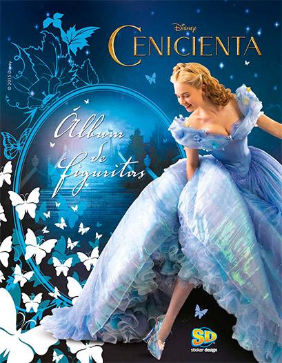 Cenicienta-Album_de_Figuritas