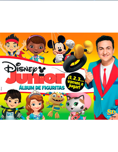 Disney_junio_album