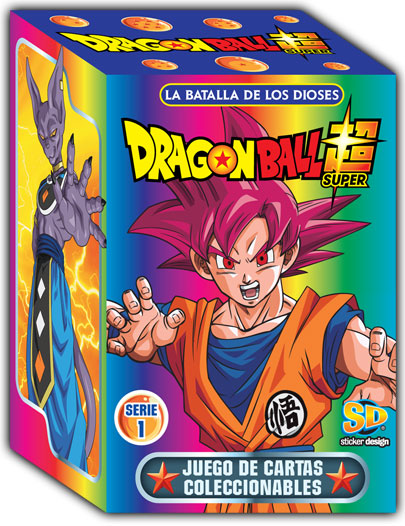 Dragon ball super serie 1