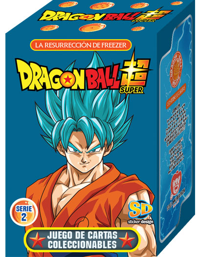 Dragon ball super serie 2